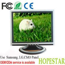 """14 inch computer lcd monitor / 14 """" vga tft lcd TV monitor"""