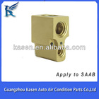 Car air conditioning compressor expansion valve for SAAB