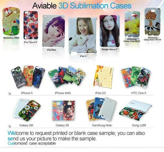 Sublimation Magnetic Flip Case for iPad Mini