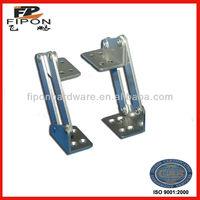 Aluminium boat seat fold up hinge/Customized Boat Hinge