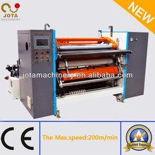Slitter Rewinder Machine for Cash Register Paper Rolls