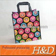 80-140gsm cartoon lamination pp non woven promotion bag