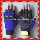 Fingerless Mechanical Gloves