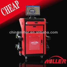 MILLER 8 toe sensors launch wheel alignment/CCD Wheel Aligner ML-9030-BT
