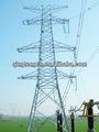 110kv y por debajo de transmisión de energía eléctrica de las torres
