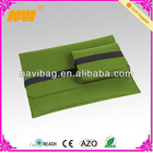 Fashionable felt laptop sleeve bag for Macbook Air (NV-L025)