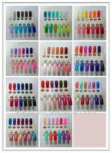Nail polish gel nails art