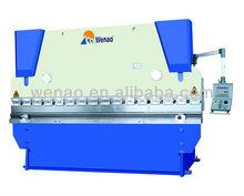 CNC press brake/hydraulic plate bending machine/metal sheet bender