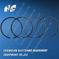 Piezas del motor Diesel de pistón anillo para el MACK E6 motor