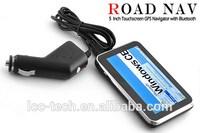 "4.3"" 4GB Win CE 6.0 MTK 468Mhz Car GPS Navigation In Original Box"