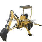 Mini excavator manufacturer factory direct towable backhoe excavator