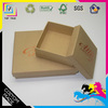 Top and Bottom shape/removable lid Kraft paper box