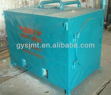 Energy saving wood/charcoal carbonization furnace