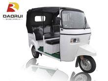 2013 best-selling BAJAJ 150cc passenger white three wheel motorcycle