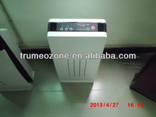 High quality commercial air deodorizer ozone machine with Ion HEPA Active Carbon LCD touch screen