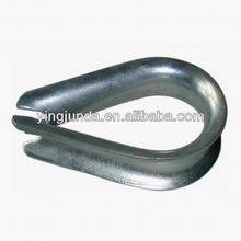 us type heavy duty thimble copper thimble