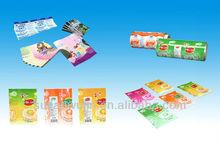 Sanxiong impression shrink manches pvc étiquettes