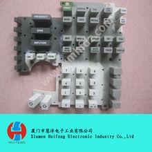 silicon button for fax machine