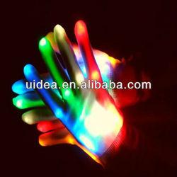 LED Glove,Flashing Glove,Light up Glove