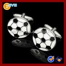 Mens Sports Soccer Cufflinks Cufflink Manufacturer