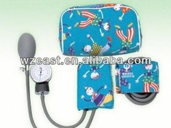 Pediatric Aneroid Sphygmomanometer child size
