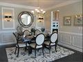Krt-011 luxo sala de jantar mesas e cadeiras