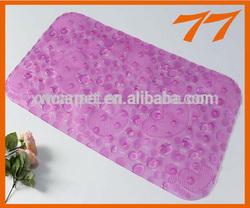 Fashional Foot and Stone Shape Anti-slip Bath Mat