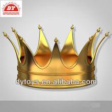 king queen golden jewel min plastic mini plastic kings crown