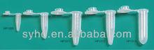 Disposable 0.2 ml Micro centrifuge tube
