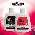 Ondular el cabello, la ondulación permanente del pelo de onda cuidado de la belleza
