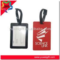 YWT1108 Silicone Bulk Airphone Luggage Tag