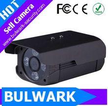 Waterproof poe bullet camera  POE   802.3af   day night   IR-CUT   Array led