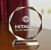 Basic and cheap blank crystal award trophy