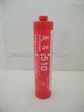 Industrial anaerobic adhesive and sealant, Fasteners Threadlocking Adhesive