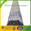 ASTM A53 Hot-dipped Galvanized Steel Pipe