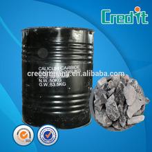 Manufacturer Hot Sales High Quality CaC2 Calcium Carbide 50-80mm Price