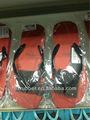 Sandalias de goma, Ruber flip flop, Zapatillas de playa de goma
