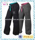Ladies Cotton Sports Pants & Fitness Pants