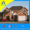 luxury prefabricated house villa for living