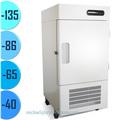 Laboratorio de vacunas - 86 degree fría refrigerador médico ultra baja temperatura criogénica congelador