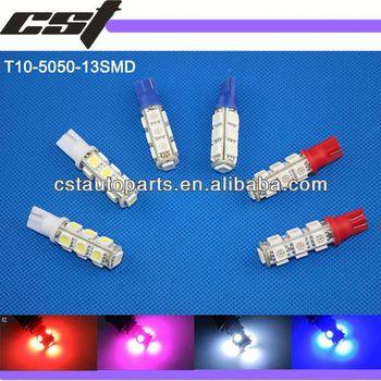 Wholesale led indicator light auto led indicator light T10