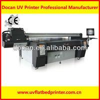 Docan uv flatbed foam board printer M6 konica 1024 print head