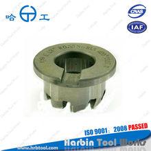 0.7 inch, Solid spiral bevel gear cutter, fine pitch, ISO9001