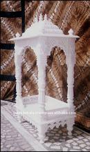 White Marble Mandir for Home