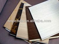 wood design PVC Panel