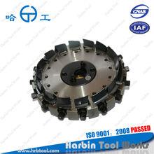 gear milling cutter,double-side finishing, Gleason Spiral bevel gear cutter