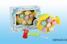 Intelligent Brick Fish, Funny Educational Baby Toys