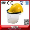 Industial Helmet Safety Mesh Visor Face Shield