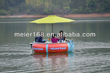 Manufacturer rowing plastic boats for sale