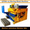 medium scale industries machines QTM6-25 DONGYUE